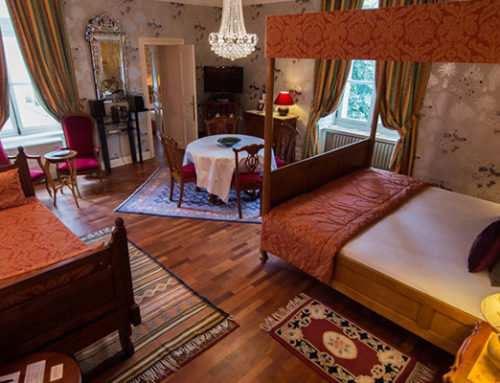 The Star Suite room
